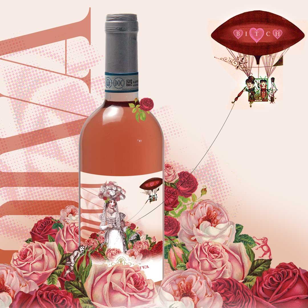 Langhe doc rosato - italiaanse wijnen